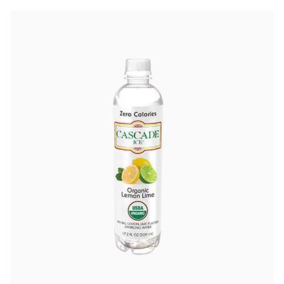 유기농 스파클링워터 레몬/라임 509ml